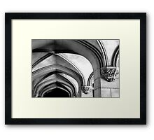 Arches #1 Framed Print