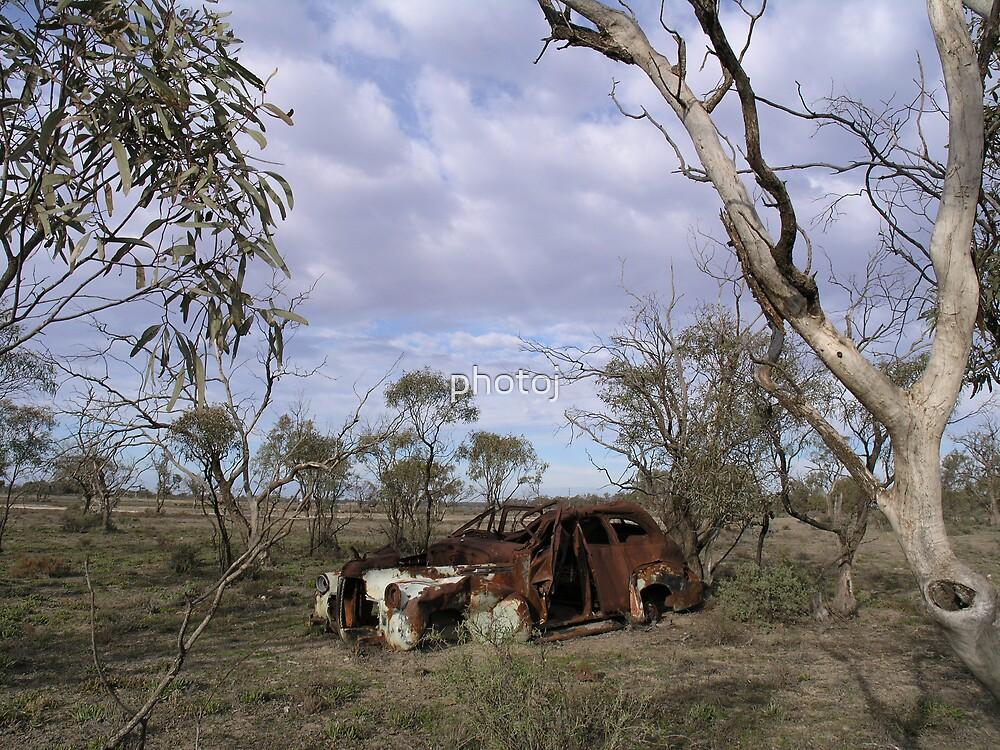 N.S.WALES Australia's Outback by photoj