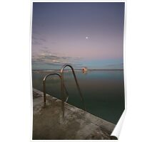 Merewether Baths at Dusk 7 Poster