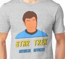 Star Trek Dr McCoy Unisex T-Shirt