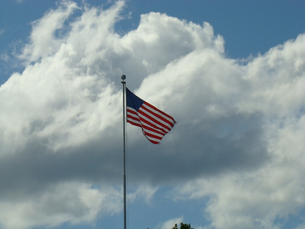 God Bless America by chryssi1819