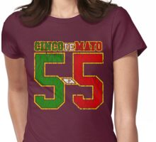 Cinco De Mayo Athletic Department Womens Fitted T-Shirt