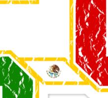 Cinco De Mayo Athletic Department Sticker