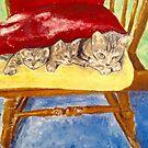 Sweet Baby Kitties by Jennifer Ingram
