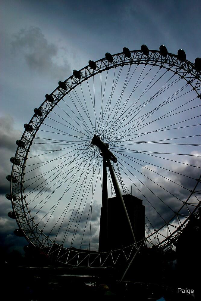 London Eye by Paige