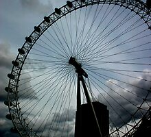 London Eye by Paige