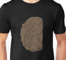 Glitch Groddle Land cliff cover 2 Unisex T-Shirt