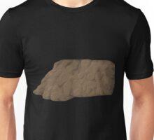 Glitch Groddle Land cliff cover 3 Unisex T-Shirt