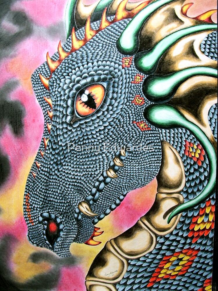 Dragon by Penny Edwardes