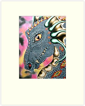 Dragon by Penny Edwardes