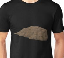 Glitch Groddle Land cliff cover 5 Unisex T-Shirt