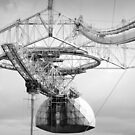 Arecibo Observatory by liquidluma