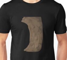 Glitch Groddle Land cliff cover door cover g1 Unisex T-Shirt