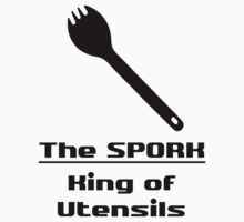 The Spork by Rowan Spicer