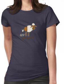 Got yarn ? Womens Fitted T-Shirt
