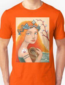 Aquarius Girl Unisex T-Shirt