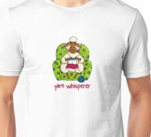 Yarn whisperer Unisex T-Shirt