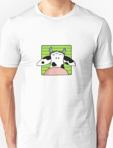 Close up cow T-Shirt
