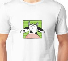 Close up cow Unisex T-Shirt