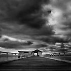 Queenscliff Pier by Helen Green