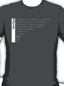DevOps T-Shirt