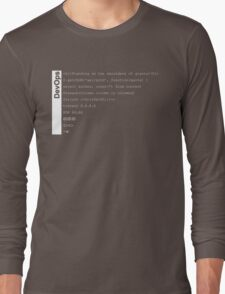 DevOps Long Sleeve T-Shirt