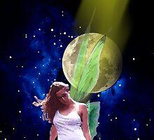 Moon Fairie by PaulaP