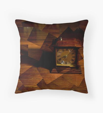 45 fragments of time Throw Pillow