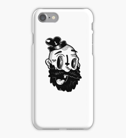 CRAZY GUY iPhone Case/Skin