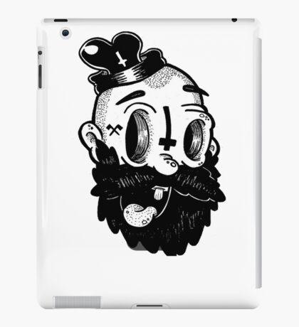 CRAZY GUY iPad Case/Skin