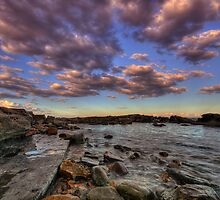 Burwood Rocks 6 by Mark Snelson