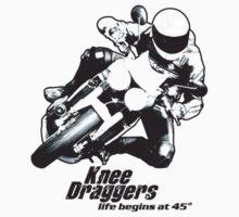 Knee Draggers - Life begins at 45