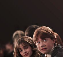 Ron&Hermione by laurablackk