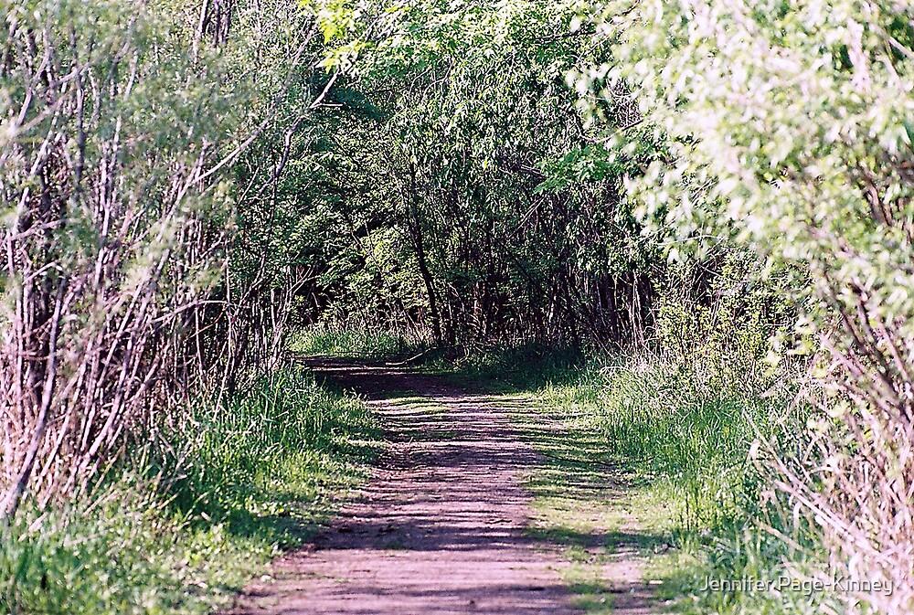 The Path Less Taken by Jennifer Page-Kinney