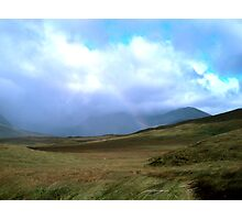 North West Highlands of Scotland Photographic Print