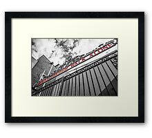 Anfield - The Shankly Gates Framed Print
