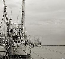 """""""sunken boat"""" by Heather McSpadden"""