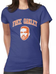 Free Oakley 1 Womens Fitted T-Shirt