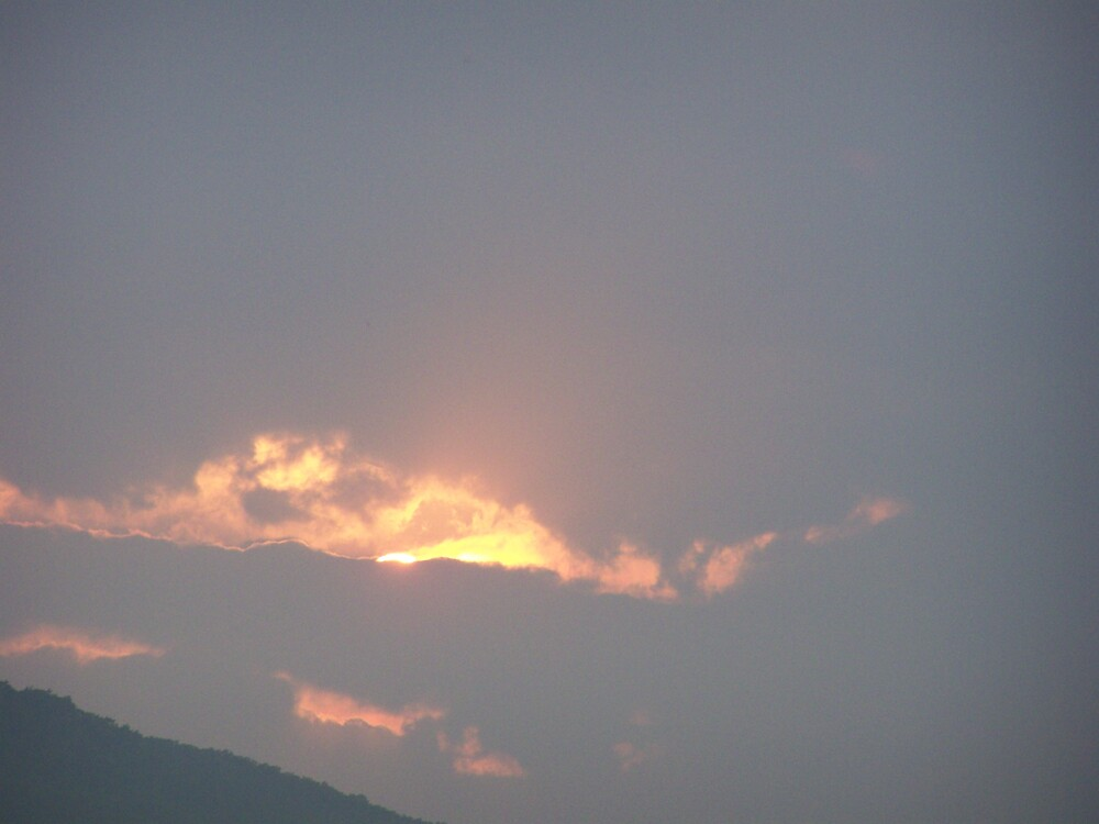 sunset by angela herrington