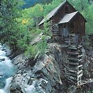 Crystal Mill, Colorado by Elizabeth Heath