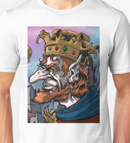 """Last Goblin King"" Unisex T-Shirt"