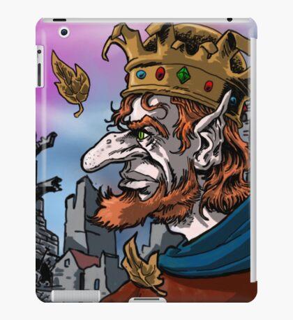 """Last Goblin King"" iPad Case/Skin"