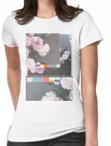 Power, Corruption & Lies collage Womens Fitted T-Shirt