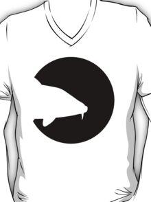 Carp head moon T-Shirt