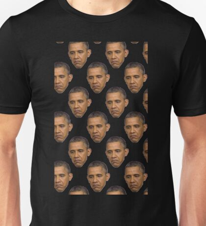 Only Obama Can Judge You Unisex T-Shirt