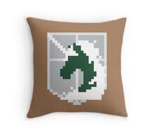 PIXEL - SnK Military Police Throw Pillow