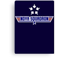 Nova Squadron Canvas Print