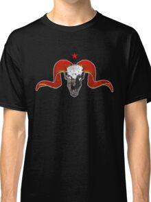 Turbo Ram Skull Classic T-Shirt