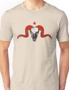 Turbo Ram Skull Unisex T-Shirt