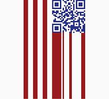BARCODE AMERICAN FLAG 2 Unisex T-Shirt